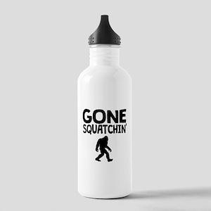 Gone Squatchin Water Bottle