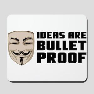 Anonymous ideas Mousepad