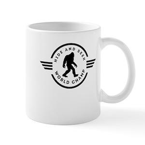 0e51eb01 Bigfoot Standard Mugs - CafePress