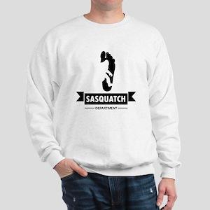 Sasquatch Department Sweatshirt