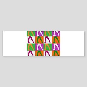 Irish Dancers Bumper Sticker
