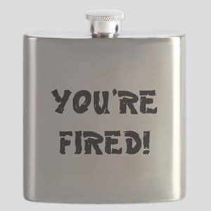 YOURE FIRED! Flask