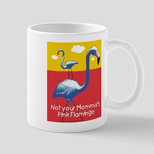 Not your Momma's Flamingo Mug
