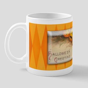 TLK005 Halloween Pumpkins Mug