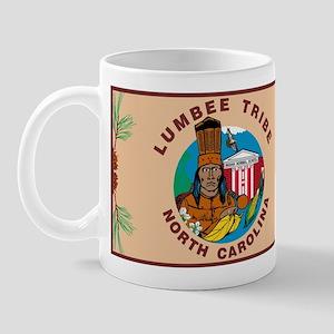 Lumbee Flag Mug