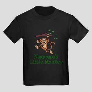 Nagypapa's Little Monkey T-Shirt