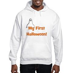 My First Halloween! (ghost) Hoodie