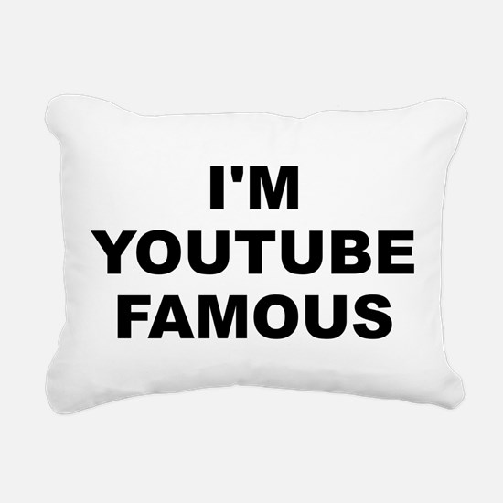 I.y.f Rectangular Canvas Pillow