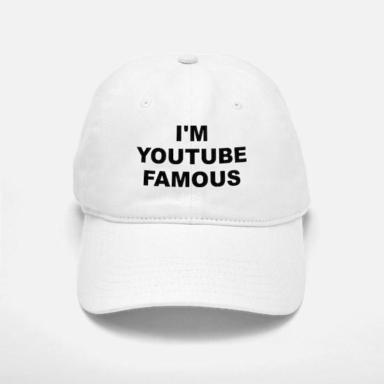 I'm Twitter Famous Baseball Baseball Cap