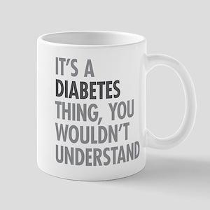 Diabetes Thing Mugs