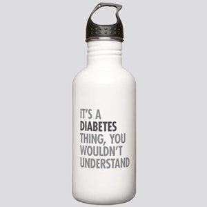 Diabetes Thing Stainless Water Bottle 1.0L