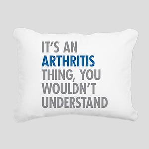 Arthritis Thing Rectangular Canvas Pillow