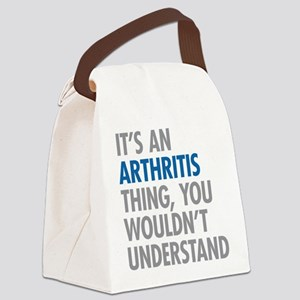 Arthritis Thing Canvas Lunch Bag