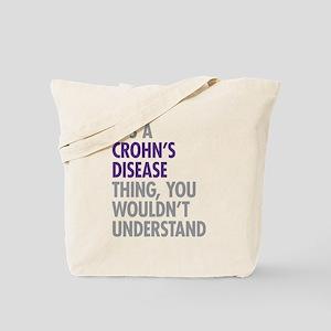 Crohns Disease Thing Tote Bag