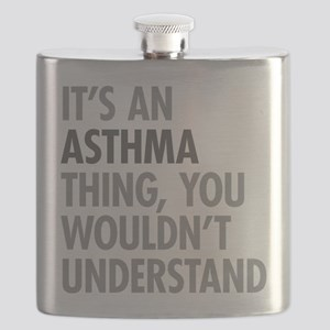 Asthma Thing Flask