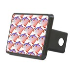 Opah Pattern Hitch Cover