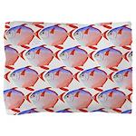 Opah Pattern Pillow Sham