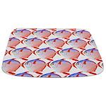 Opah Pattern Bathmat