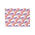 Opah Pattern 5'x7'Area Rug