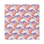 Opah Pattern Queen Duvet