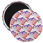 Opah Pattern Magnets
