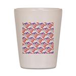 Opah Pattern Shot Glass