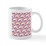 Opah Pattern Mugs