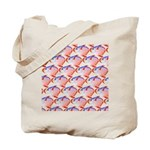 Opah Pattern Tote Bag