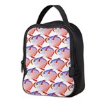 Opah Pattern Neoprene Lunch Bag