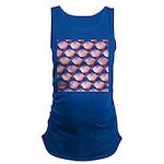 Opah Pattern Maternity Tank Top