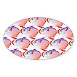 Opah Pattern Sticker