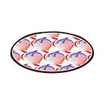 Opah Pattern Patch