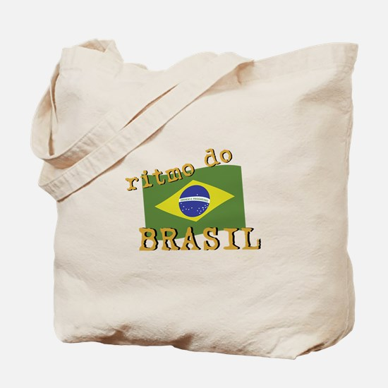 Ritmo do Brasil Tote Bag