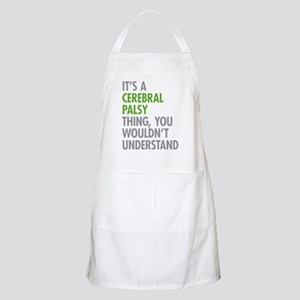 Cerebral Palsy Thing Apron