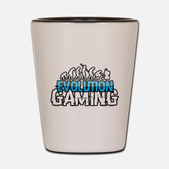 Evolution Gaming Logo Shot Glass