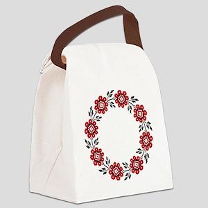 UkrPrint Canvas Lunch Bag