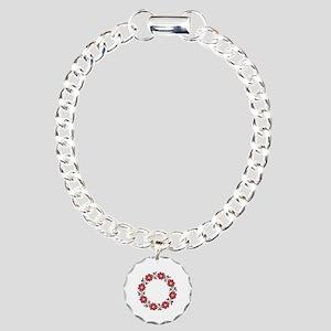 UkrPrint Charm Bracelet, One Charm