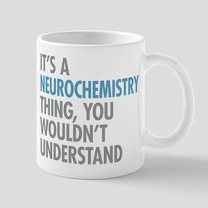 Neurochemistry Thing Mugs