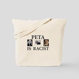 BAN PETA & BSL Tote Bag