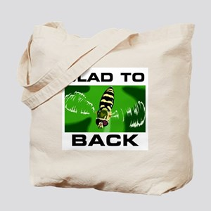 BEE BACK Tote Bag