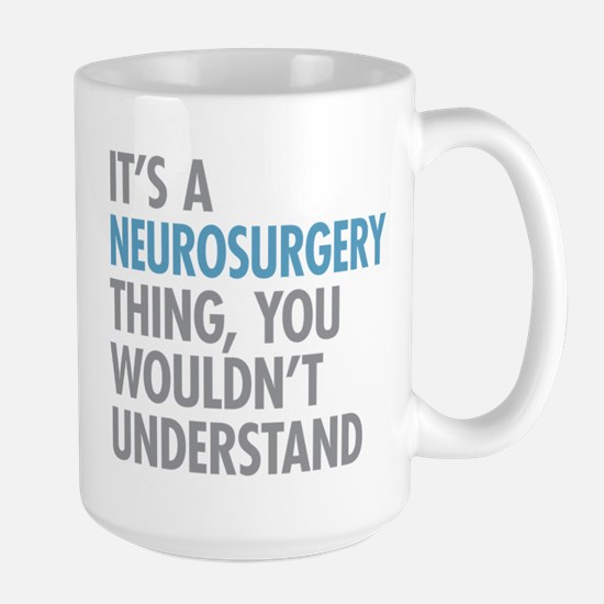 Neurosurgery Thing Mugs