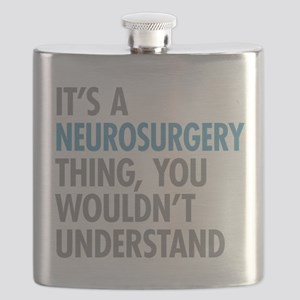 Neurosurgery Thing Flask