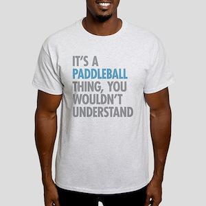 Paddleball Thing T-Shirt