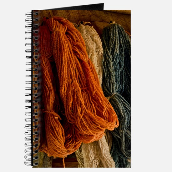 Organic Yarn Journal
