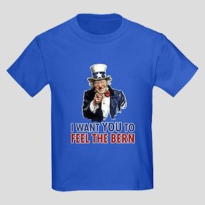 Bernie Uncle Sam T-Shirt