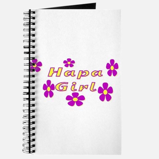Hapa Girl Flowers Journal