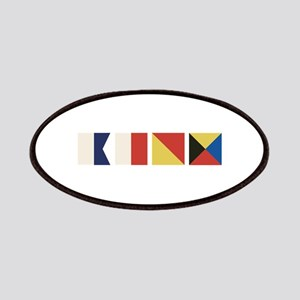 Nautical Flags Patch