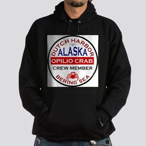 Dutch Harbor Bering Sea Crab Fishing Sweatshirt