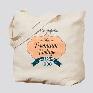 aged to perfection the premium vintage 1938 Tote B