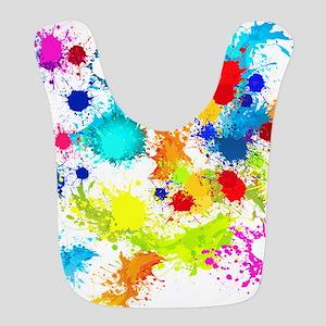 Paintball Splatter Wall Bib